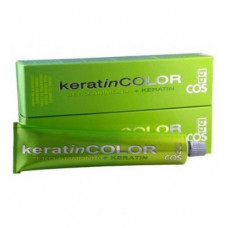 Безаммиачная  крем-краска KERATIN COLOR 100 мл